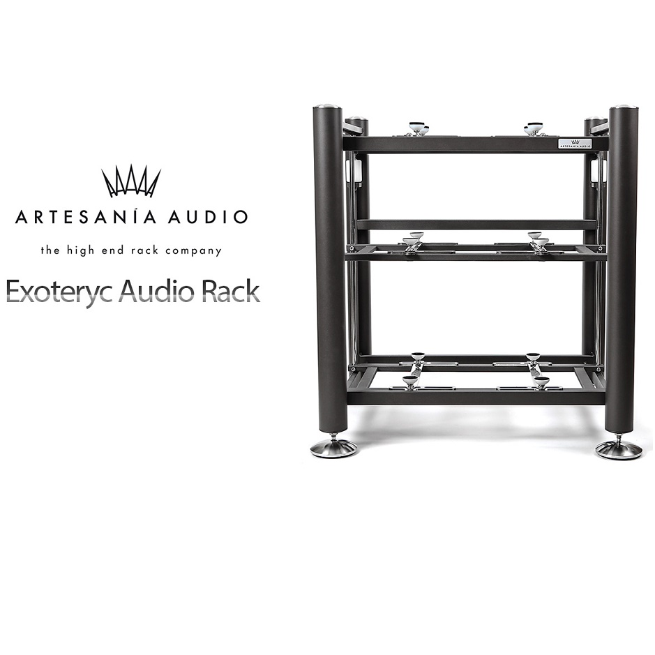 ארטסניה אודיו - מותג ארונות השיכוך היוקרתי והאיכותי בעולם.